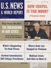 U.S.News: How Useful is the Moon? What's Happening to Food Prices...7/28/69