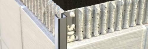 Genesis Aluminium Contour Tile Trim TMD