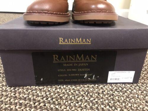 US11 /& US8 RainMan Brown Weatherproof Boot