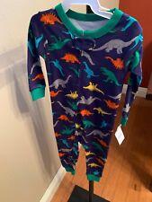 Carters Girls Dinosaur Snug Fit Footless PJs KB8 Multicolor Size 18 Months NWT