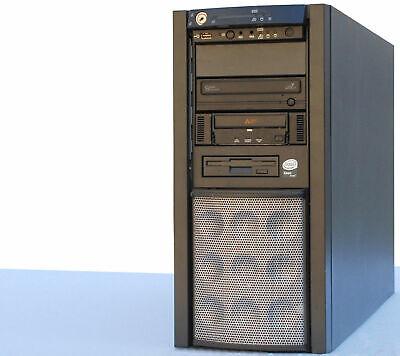 64-bit Professional Server Fsc Primergy Tx150 S6 Raid Hotswap 2tb Hdd 4 Gbram