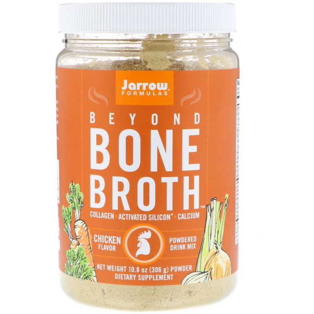 NEW JARROW FORMULAS BEYOND BONE BROTH HEALTHY DIETARY SUPPLEMENT DAILY BODY CARE