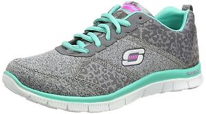 free shipping b7a33 2c17d Details about Skechers Flex Appeal Tribeca 12075/CCTQ [Size 35] Sneaker New  & OVP