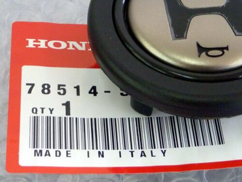 JDM HONDA Acura NSX TypeS//S-ZERO Horn Button 78514-SL0-Z71ZA Genuine BRAND NEW