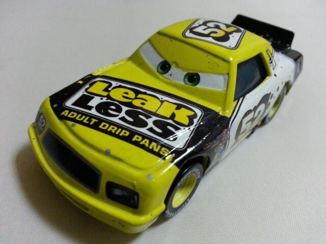 Mattel Disney Pixar Cars NO.52 Leak Less Metal Toy Car 1:55 Loose New In Stock