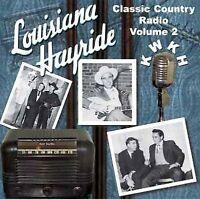 Various Artists- Louisiana Hayride Volume 2 (MME 70016 NEW CD)