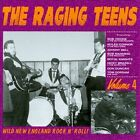 The Raging Teens, Vol. 4 by Various Artists (CD, Feb-2003, Norton)