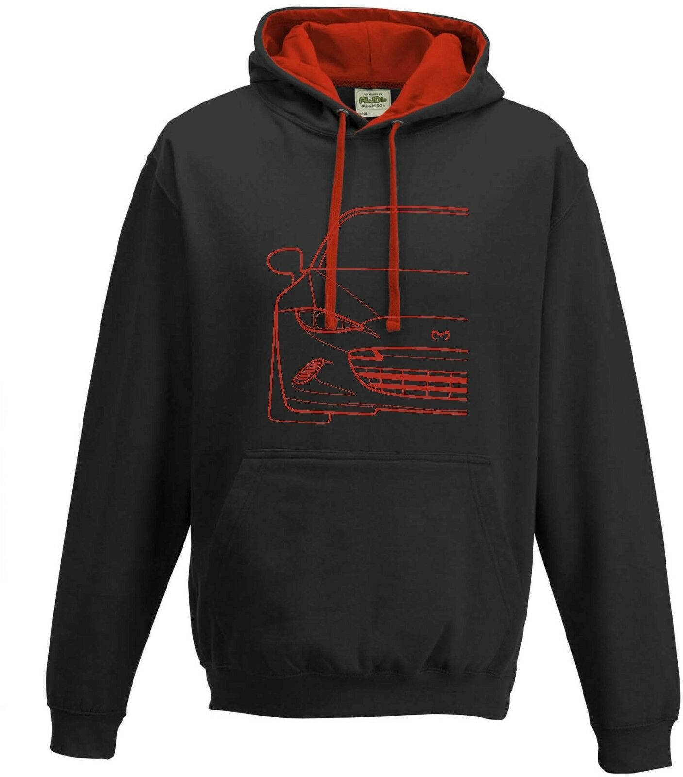 Mazda MX5 ND Hoodie Pullover