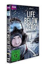 LIFE BELOW ZERO - ÜBERLEBEN IN ALASKA-STAFFEL 1  3 DVD NEU