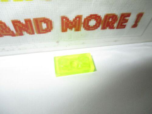 Plate Plaque 1x2 2x1 3023 Trans Choose Color /& Quantity Lego