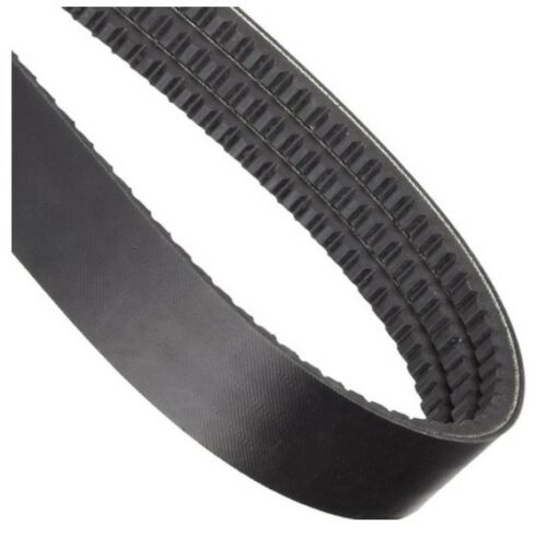 """3-Banded Cogged Belt 3//5VX1600-5//8/"""" Top Width by 160/"""" Length Factory New!"""