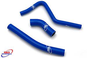 BMW-G-450X-2009-2011-mangueras-de-radiador-del-silicon-de-Alto-Rendimiento-Azul