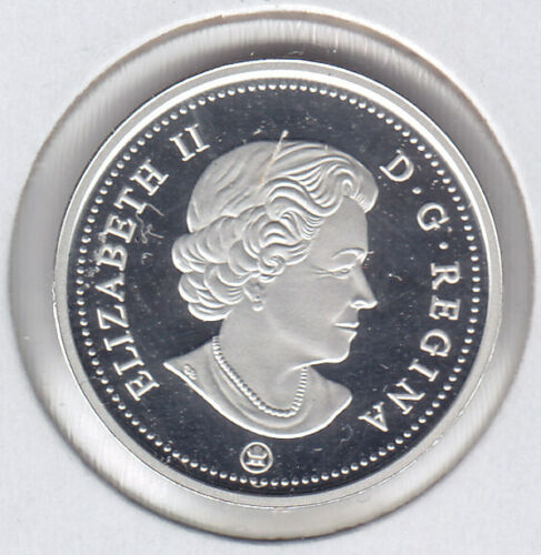 2015 Ultra Heavy Cameo Silver 5 Cent Proof Nickel