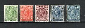 Falkland-Islands-1921-28-values-to-2-1-2d-MLH