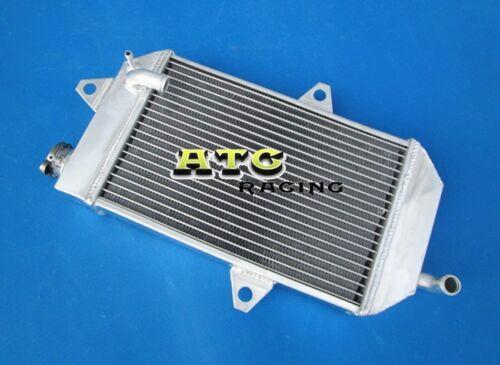 FOR ATV YAMAHA banshee YFZ350 YFZ 350 oversized Aluminum Radiator /& BLUE HOSE