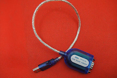 CP Technologies USB 2.0 Serial Adapter CP-US-03 RS232 DB9 DATA SYNC SMART CABLE