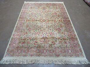 4 3 X 6 American Made Karastan Kirman Pattern 708 Wool Rug