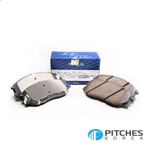 Rear Genuine Hyundai VELOSTER Brake Pad Set 58302-2VA30