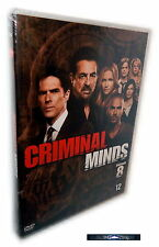 Criminal Minds - complete Season 8 [DVD] Englischer Originalton