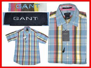 GANT-Camisa-de-Hombre-M-Europea-S-US-GA07-N1P