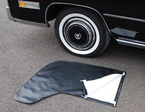 1971-1975 Chevrolet Impala Caprice new convertible top vinyl well liner bag