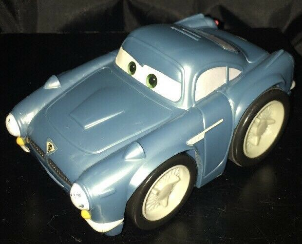 disney pixar cars fisher price shake n' go finn mcmissile