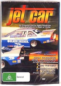 Funny-Car-Dragsters-DVD-Extreme-Thrills-Sport-Car-Racing-NEW-Factory-Sealed