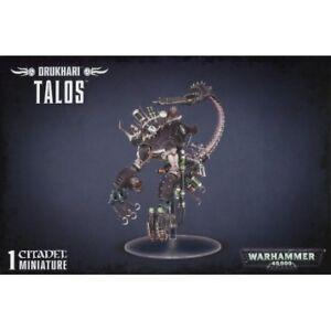 Brand New in Box! 45-11 Warhammer 40k Dark Eldar // Drukhari Talos