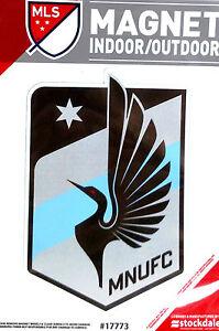 Minnesota United Fc 5 Quot Vinyl Magnet Auto Home Mls Soccer