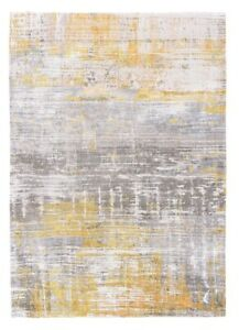 Louis-De-Poortere-8715-Streaks-Sea-Bright-Rug-L240-x-W170-cm-Yellow-Grey-B