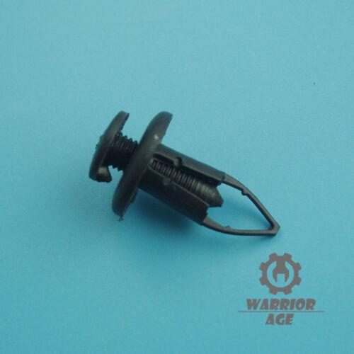 Qty30 Bumper Cover Push Type Clip Retainer Fastener For Toyota Lexus 90467-09101