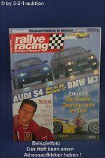 Rallye Racing 11/97 Audi S4 BMW M3 DB C43 AMG