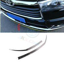 New Front Bumper Trim Molding Chrome Fits Toyota Highlander 2011-2013 TO1044111