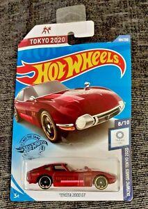 Mattel-Hot-Wheels-Toyota-2000-Gt-Nuevo-Sellado