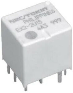 4-pcs-EX2-2U1S-NEC-2x-SPDT-Automotiv-Kfz-Relais-12VDC-30A-160R-NEW-BP