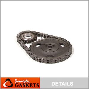 Timing Chain Kit Water Pump for 92-98 Chevrolet GMC Isuzu Oldsmobile V6 4.3 OHV
