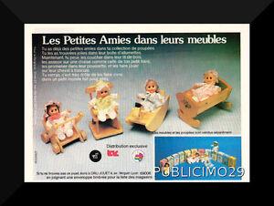 PUB-PUBLICITE-FEUFOLLETTE-POUSSINET-EL-GRECO-70-039-s-poupee-doll-bambola