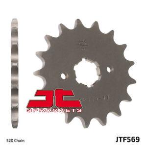 +1 17T JT FRONT SPROCKET FITS YAMAHA XV250 V-STAR 2008-2016