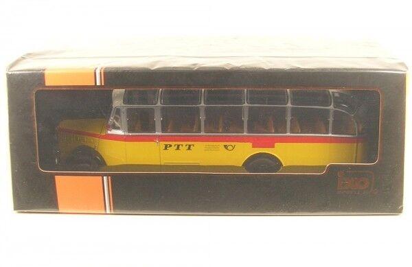 Acide Acide Acide L4C Ptt Post Bus Suisse (1959) b64ee3