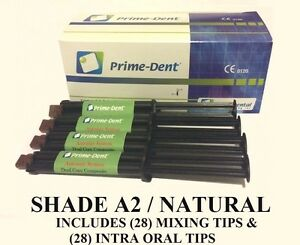 Prime-Dent-Luting-Cement-4-Syringe-Kit-with-28-Tips-Dual-Cure-Automix-A2