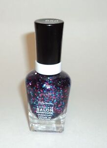 Sally Hansen Complete Salon Nail Polish nail Color CHEERY ON TOP 650