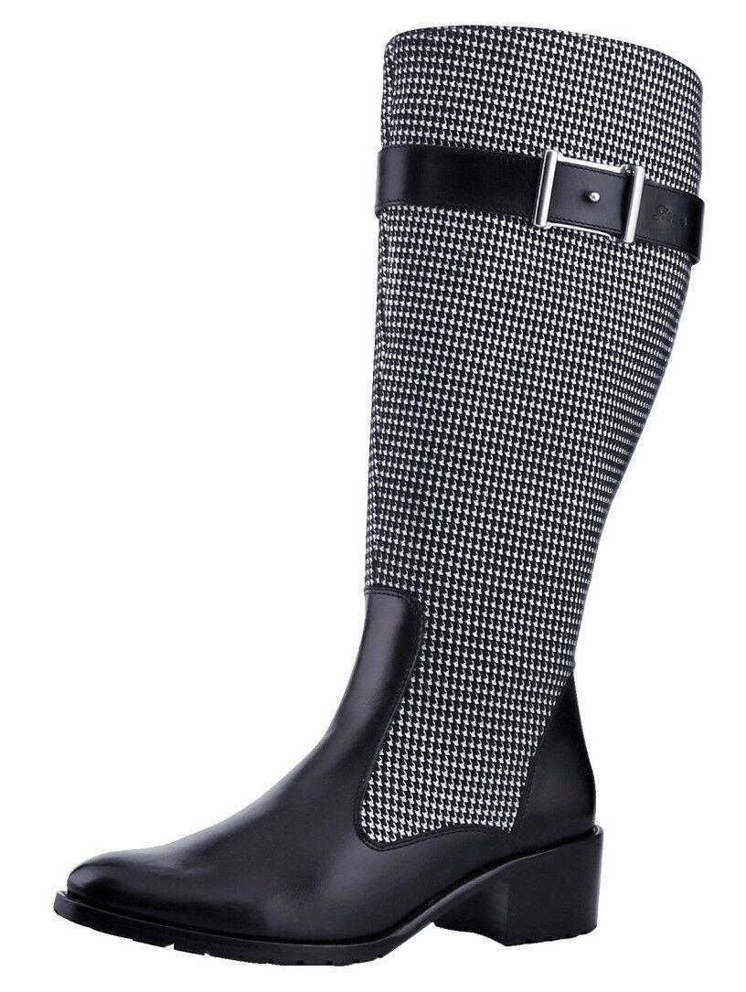 Zapatos botas de cuero y gamuza cómoda cuero Sioux Sioux Sioux talla 7 (40,5)  Venta en línea precio bajo descuento