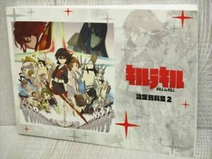 KILL-LA-KILL-Concept-Design-Art-Works-Book-Model-Sheet-2014-Hiroyuki-Imaishi-MV
