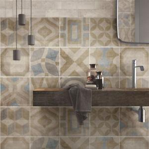 PS00172 Adesivi murali in pvc per piastrelle per bagno e cucina ...