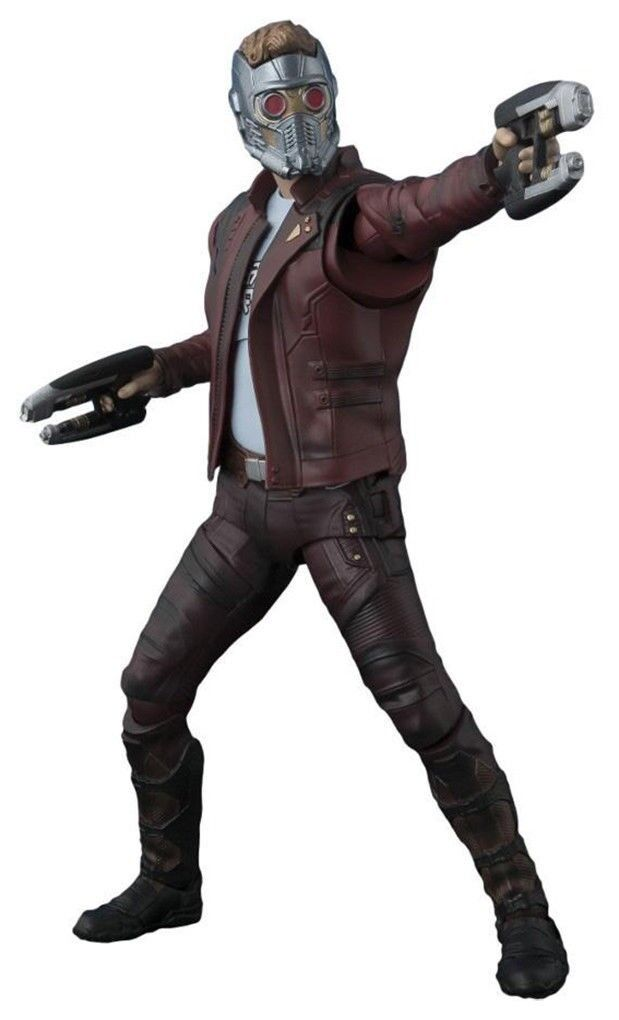 Guardians of the Galaxy Vol. 2 S.H. Figuarts Star-Lord Action Figure [Explosion]