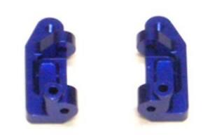 STRC Blue CNC Machined Aluminum Caster Blocks Stampede ST3632B