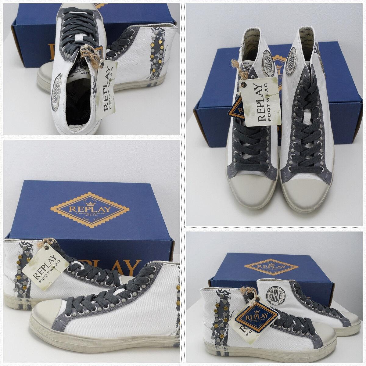 REPLAY Herren Sneakers NEU  149,00€- Hier bei uns für