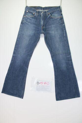 Raccourci D1590 Flare D'occassion Bootcut Code L34 Levis Tg44 W30 516 Jeans wvIq66