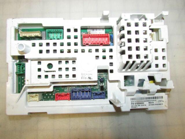 Whirlpool Washer Control Board W10445044
