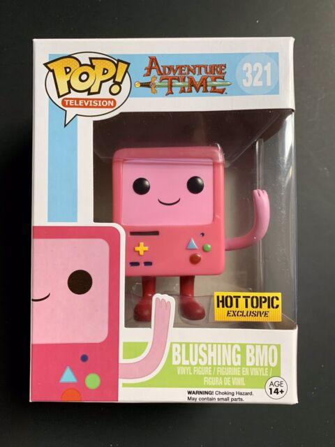 Funko Pocket Pop Keychain Pink BMO Exclusive